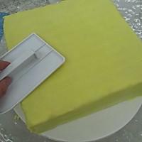 换个方式做翻糖花---翻糖蛋糕(七)---桃花盛开的做法图解44