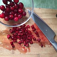 蔓越莓牛奶小方的做法图解2