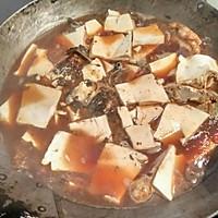 雄鱼头炖豆腐的做法图解3
