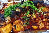 烤豆花鱼的做法