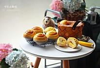 甜滑、松软的卡仕达面包,早餐新选择的做法