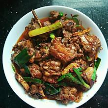 贵州年夜饭必备___糍粑辣椒鸡