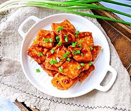 超下饭的锅包豆腐!比肉还好吃的做法