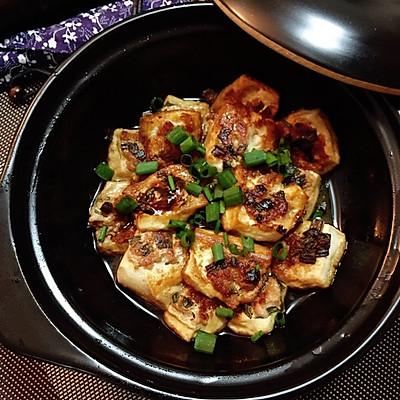 客家红烧肉酿豆腐