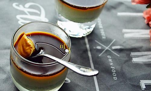 黑糖抹茶奶冻BY可可#我要上首页!之夏日清爽家常菜的做法