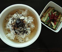 梅子茶泡饭的做法