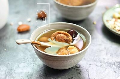 护肝益肾-鲍鱼仔炖汤