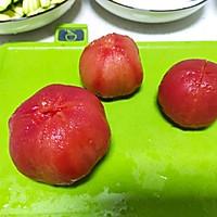 西红柿鸡蛋面的做法图解2