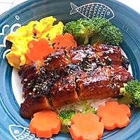 日式蒲烧鳗鱼饭的做法图解9