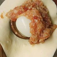 鹌鹑蛋香菇大肉包的做法图解11