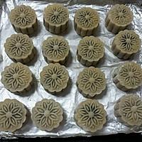广式豆沙月饼~附炒豆沙馅的做法图解7