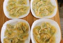 黄瓜虾仁饺子的做法