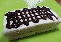 蛋白蛋糕的做法