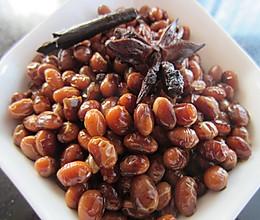 酱黄豆的做法