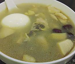 简单鸡汤的做法