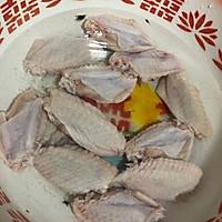 彩椒蚝油焖鸡翅的做法图解1