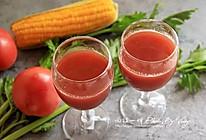 番茄芹菜汁的做法