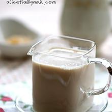 温润醇美,初秋的锅煮奶茶