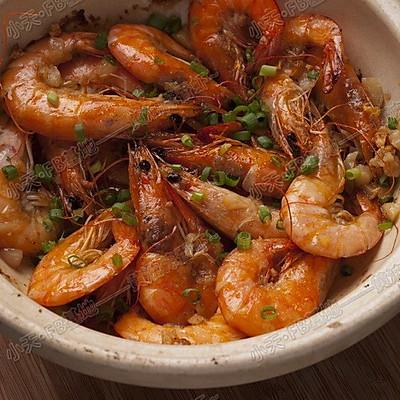 意料之外的浓烈——黄油蒜香虾