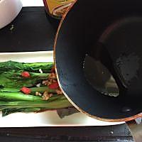 #夏日素食# 白灼广东菜心的做法图解4