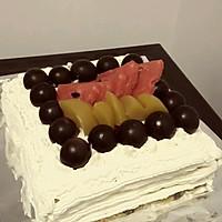 方形蛋糕 |的做法图解7