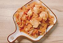 番茄鳕鱼荞麦面的做法