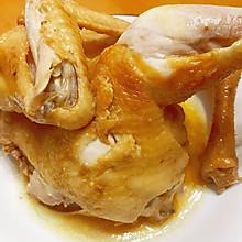 又香又嫩的焖鸡