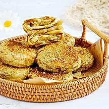 免发酵-麻酱烧饼