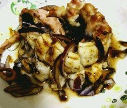 烤章鱼爪的做法