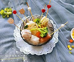 一日一菜一人食~Day 34~人人都爱关东煮#我们约饭吧#的做法