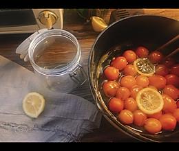 自制金桔酱——润肺止咳的做法