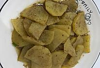 #中秋团圆食味#孜然土豆的做法