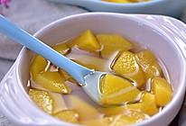 儿童版黄桃罐头的做法