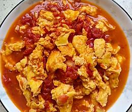 #夏日开胃餐#十分钟搞定的西红柿炒鸡蛋的做法