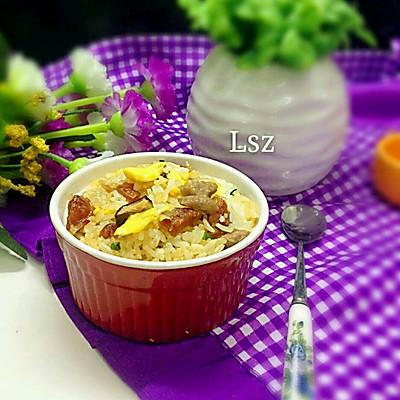 美味暖胃糯米饭
