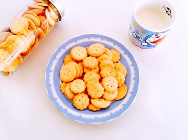 家庭版小奇福饼干的做法