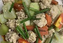 付瓜肉元汤的做法