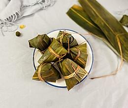 #舌尖上的端午#栗子肉粽的做法