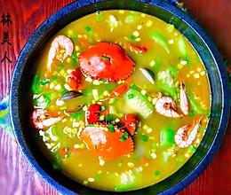 青蟹丝瓜汤的做法