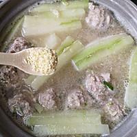 冬瓜丸子汤的做法图解12