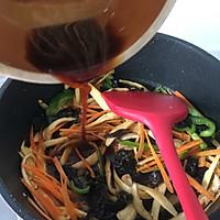 杏鲍菇神仙吃法,好吃到舔盘子的鱼香杏鲍菇的做法图解6