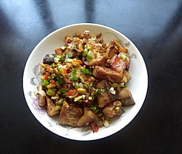 香炒腊鱼的做法