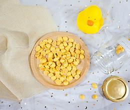 无糖蛋黄溶豆·辅食的做法