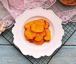 #美食新势力#烤红薯片的做法