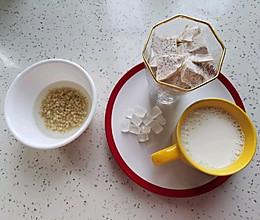 coco 芋泥青稞奶茶的做法