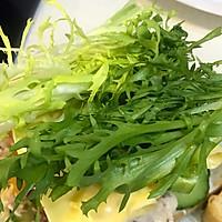 香煎鸡胸肉拌蔬果沙拉的做法图解12