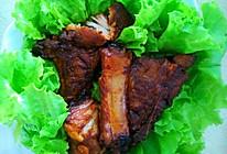 酱烤猪排的做法