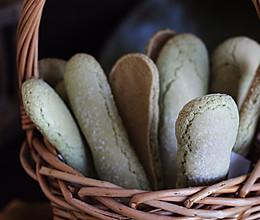 麦青手指饼干的做法