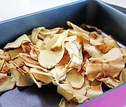 烤苹果片的做法