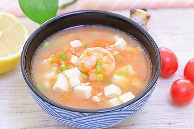 三鲜豆腐汤 宝宝辅食食谱